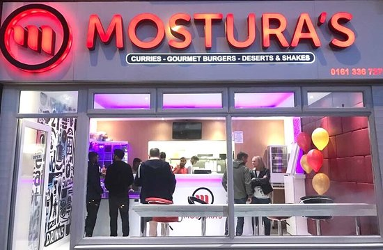 Denton, UK: Mostura's
