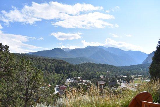 Mount Princeton Hot Springs Resort: cliffside room #10