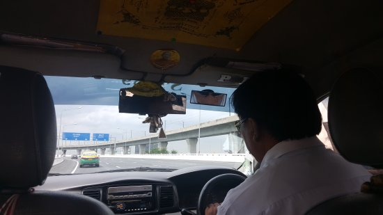 Cheap Taxi Bangkok