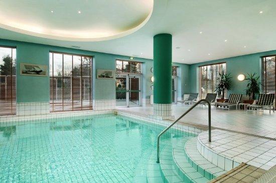 Indoor Swimming Pool - Picture of Hilton Sofia, Sofia - TripAdvisor