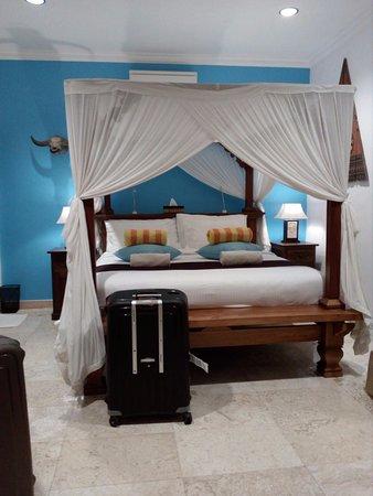 Foto de Balam Bali Villa