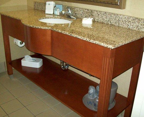 Sidney, OH: Updated Bathroom Vanity