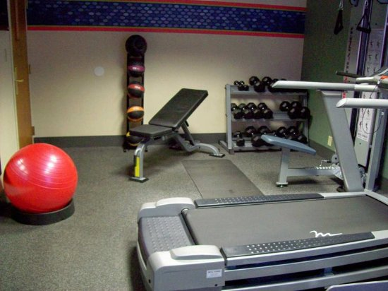 Sidney, OH: Hampton's Jump Start Fitness