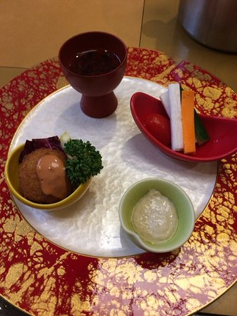 Kurashikikorahonten: 前菜色々