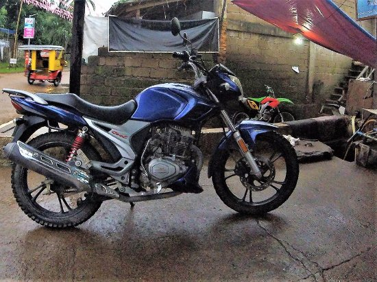 Boyet Motorcycle Rentals