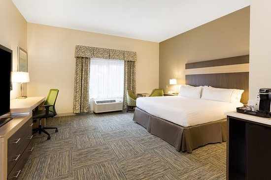 Holiday Inn Express Princeton / I-77 : Guest Room
