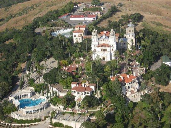 Grover Beach, Californien: Hearst Castle is an hour away