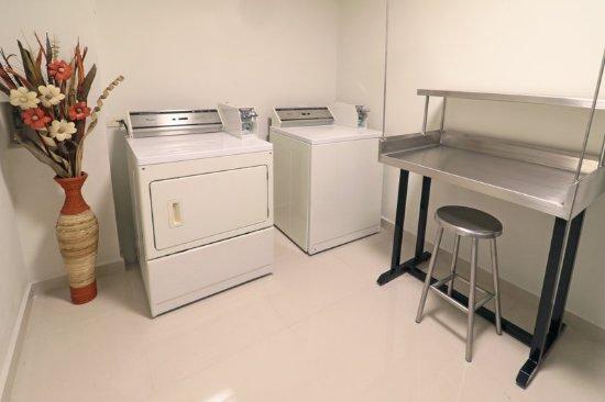 Piedras Negras, เม็กซิโก: Laundry Facility