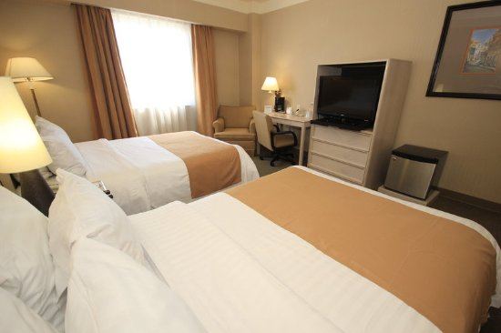 Holiday Inn Leon - Convention Center : Double Bed Guest Room