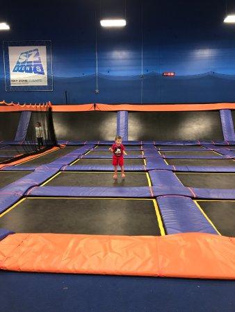 Lakewood, NJ: Jumping area