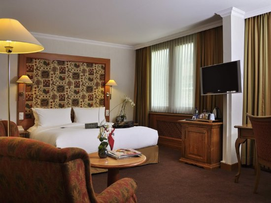 Hotel Continental Zurich - MGallery by Sofitel: Guest Room