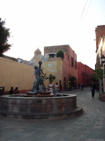 Queretaro, Mexico: Down town, back streets sunsets!!