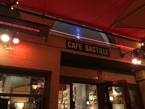 Cafe Bastille San Francisco