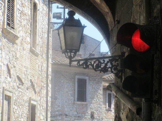 Narni, Italia: centro storico