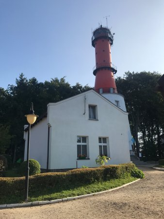 Rozewie II Lighthouse