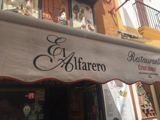 Restaurante El Alfarero : photo0.jpg