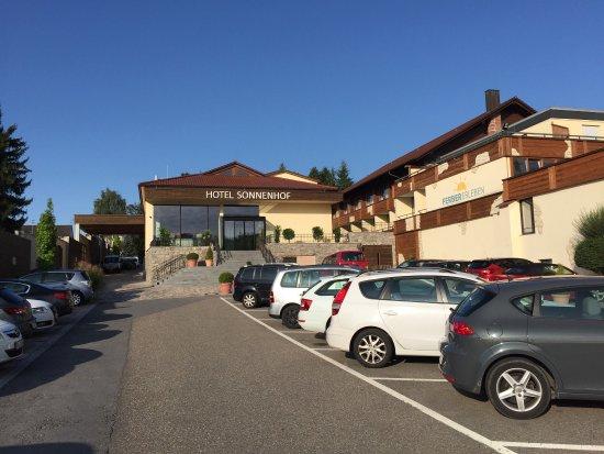 aspach hotel sonnenhof