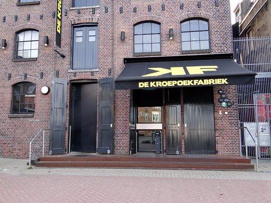 De Kroepoekfabriek