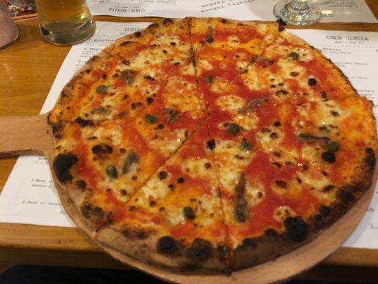 Franco's Pizza: Pizza Napoletana
