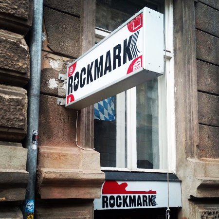 Music Bookshop Rockmark