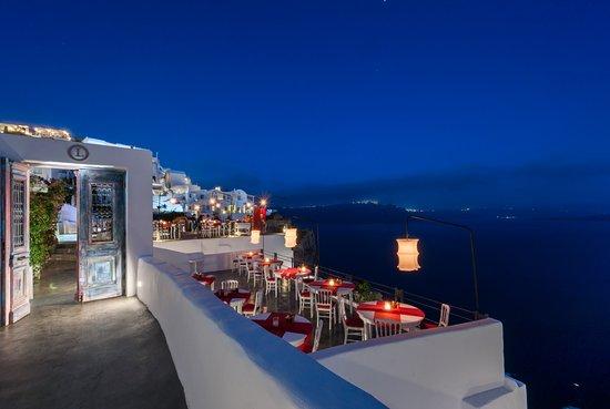 Lauda Restaurant Oia