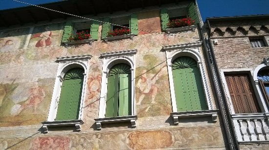 Portogruaro, Italië: Palazzo Marzotto