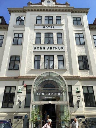 photo0.jpg - Picture of Hotel Kong Arthur, Copenhagen - TripAdvisor