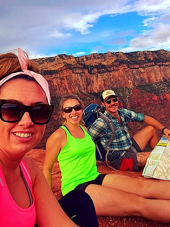 The Wildland Trekking Company: Go team!