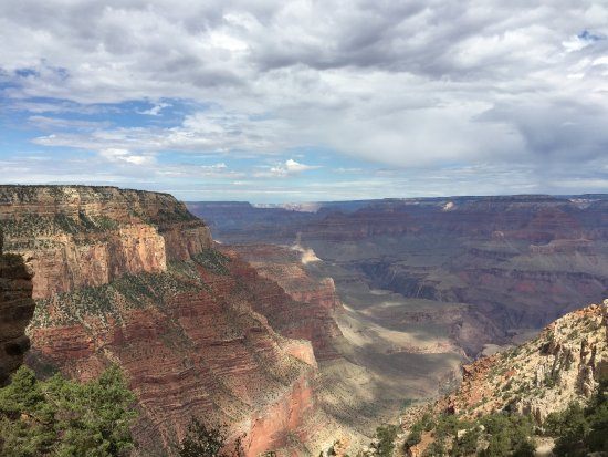 The Wildland Trekking Company: Stunning views down in the canyon