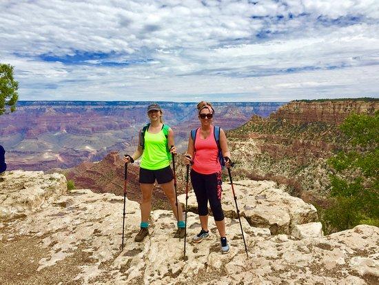 The Wildland Trekking Company: Rim hike