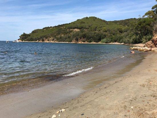 Portoferraio, Italy: Spiaggia dell'Ottone