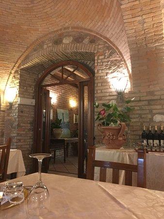 Best finest agriturismo ortaglia mattoni a vista with arco for Arco in mattoni a vista
