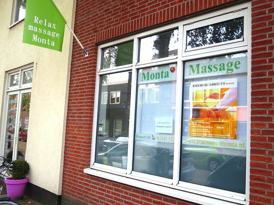 Amstelveen, Holland: Relax massage Monta