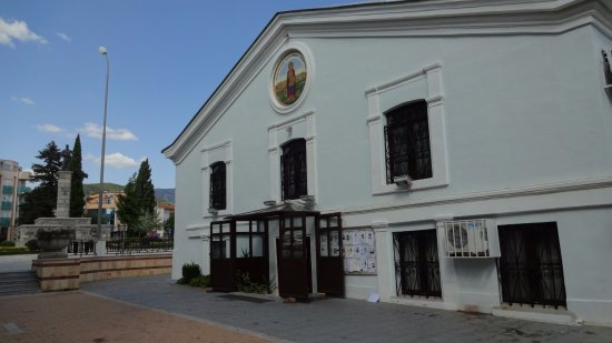 Sliven, Bulgarien: Sveti Dimitar church