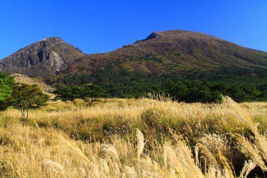 Ebino, Japón: ススキが輝くえびの高原
