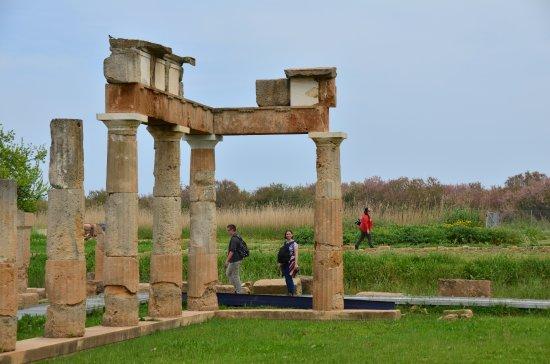 Temple of Artemis: 2015 Avril