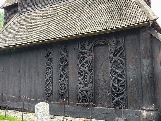 Urnes Stave Church Sogn Og Fjordane TripAdvisor - Urnes norway map