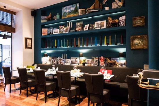 mon petit caf nice restaurant avis num ro de t l phone photos tripadvisor. Black Bedroom Furniture Sets. Home Design Ideas