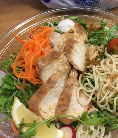 Chicken Meal Picture Of Japan Centre London Tripadvisor