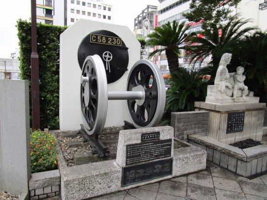 Monument of Numazu Authority District