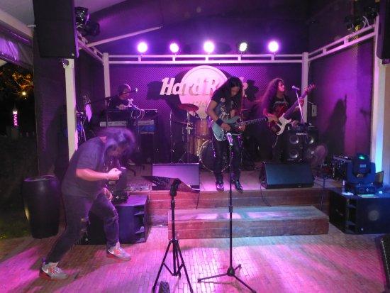 Hard Rock Cafe: Tolle Stimmung bei guter Live Musik