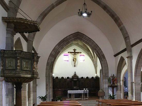 Gavoi, Italy: Interni della chiesa