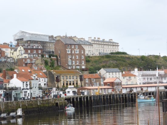 The Royal Hotel Whitby Yorkshire