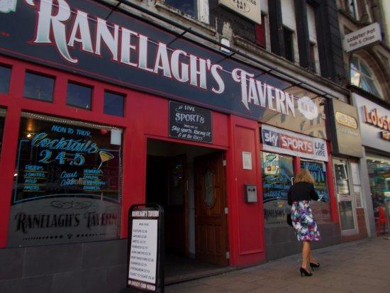 Ranelagh's Tavern