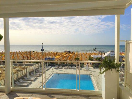 Camera Vista Mare Con Grande Terrazza Picture Of Hotel