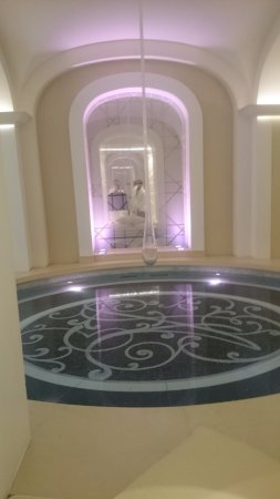Hotel Plaza Athenee: Décoration du Spa