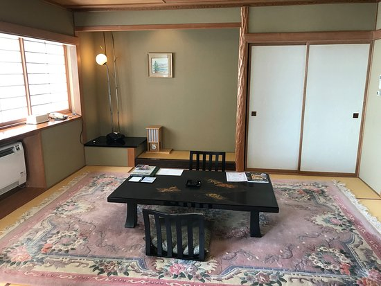 Japanese-style living room - Picture of Shiretoko Daiichi ...