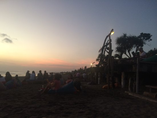 Perfect spot to watch the sunset!
