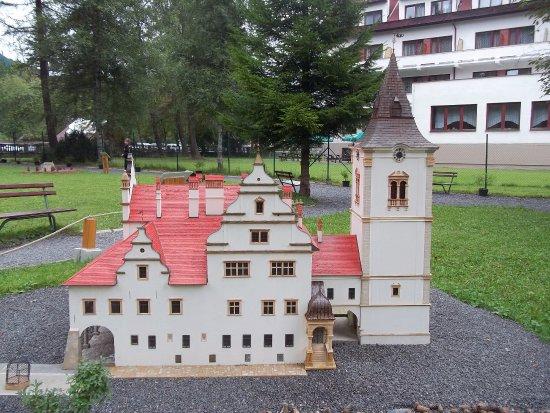 Liptovsky Jan, Eslovaquia: Mini Slovensko