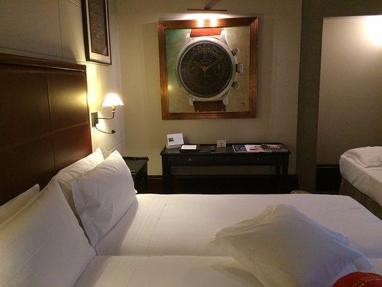 Hotel L'Orologio : quarto